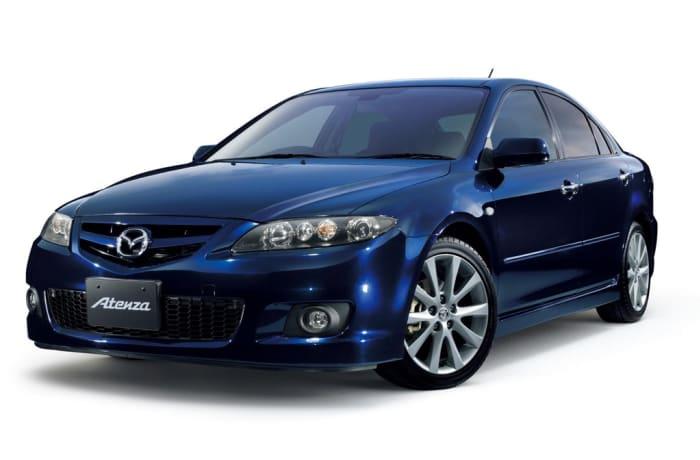Mazda - Atenza/Demio/Axela Rear Shock Repair