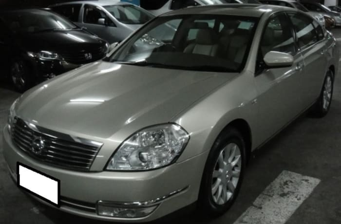 Nissan - Dualish/Cefiro/Sunny Front Shock Repair