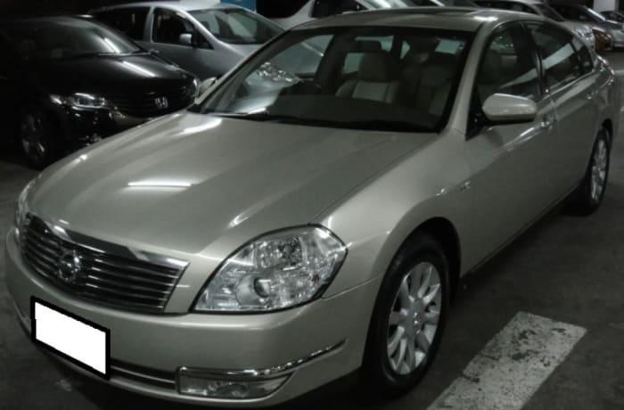 Nissan - Dualish/Cefiro/Sunny Rear Shock Repair