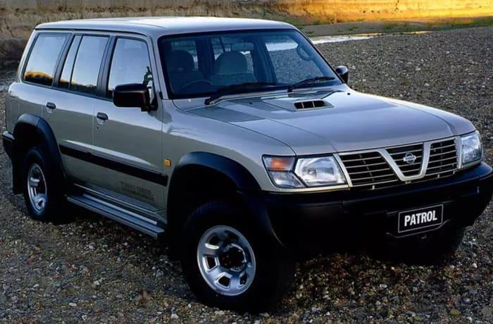 Nissan - Mistral/Teana/Largo/Tilda/Premira/Patrol Rear Shock Repair