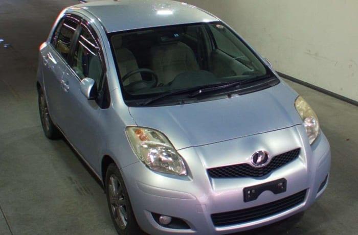 Toyota - Passo/Vitz latest Rear Shock Repair