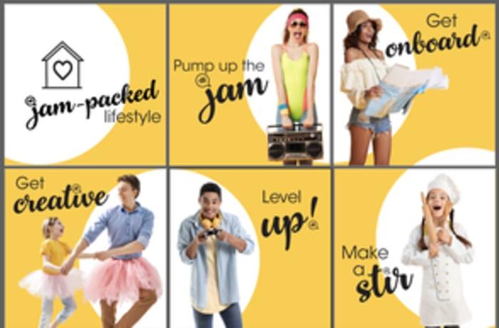Jam-Packed Lifestyle image