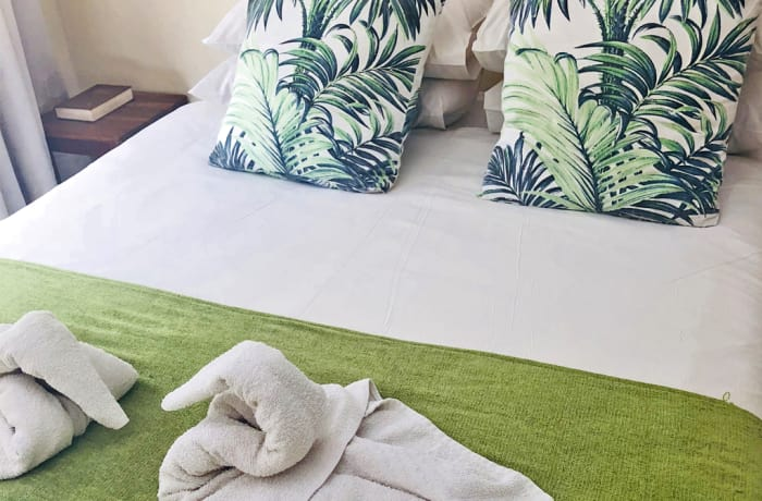 Standard double rooms 29 – 40