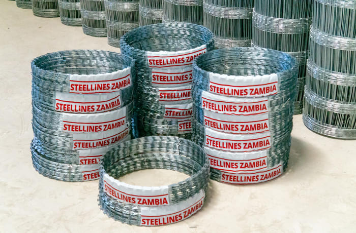 Razor wire available in store! image
