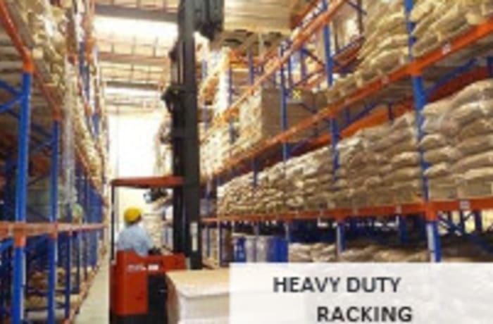 Heavy Mezzanine Racking Systems