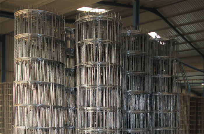 Weld mesh - 2.4 metre high 40 metres or 50 metres