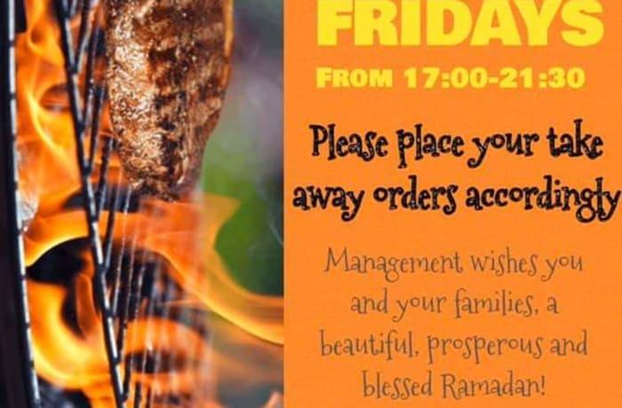 Opening hours during Ramadan image