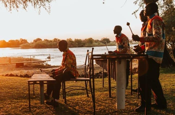 Royal Zambian resident festive getaway image