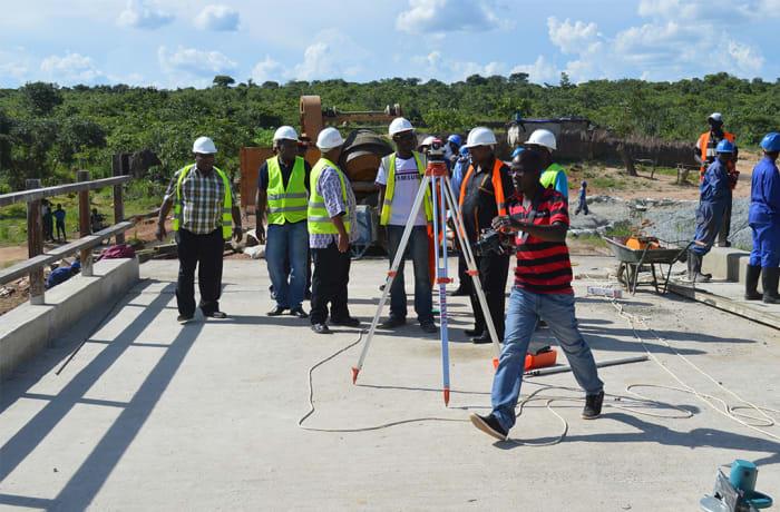 Building project management image