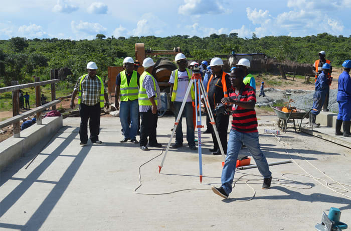 Qualified engineers, skilled technical workmen and subcontractors image