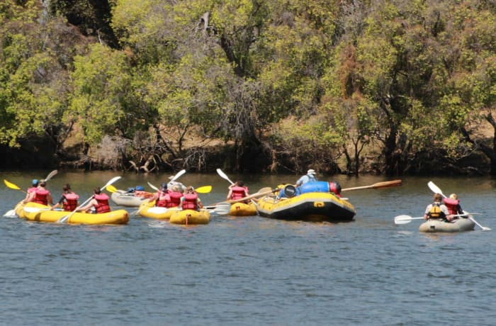 Canoeing - half day