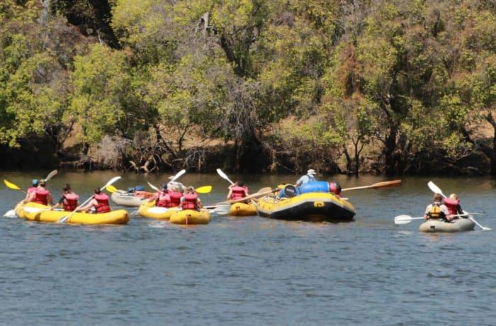 Canoeing - full day