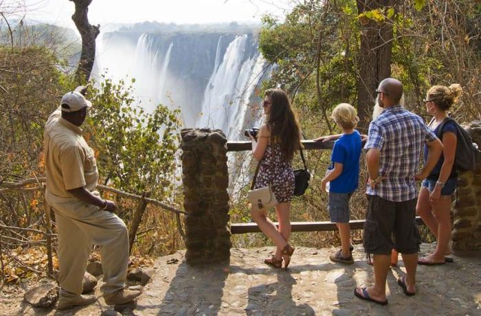 Guided Victoria Falls Tour (Zambian side)