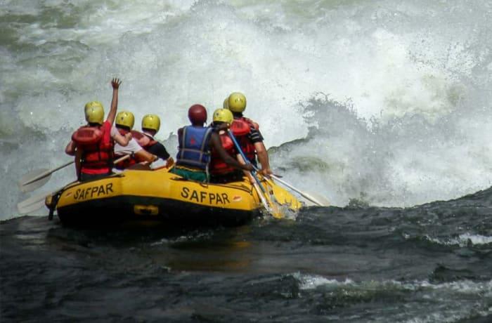 White water rafting - full day rafting