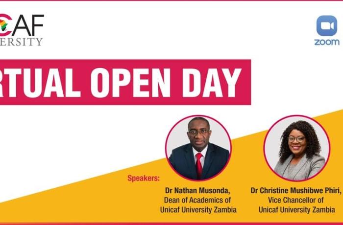 Virtual Open Day Zambia image