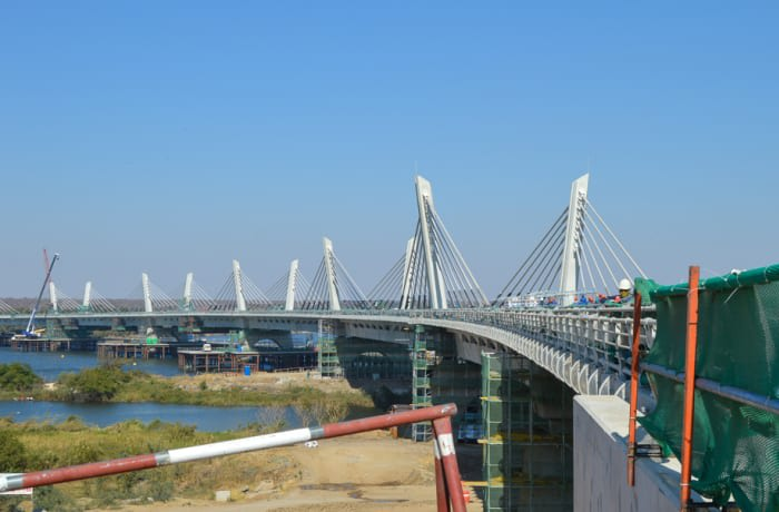 Professional design and/or supervision of roads, runways and taxiways as well as bridges image