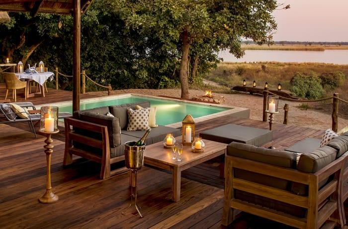 Chiawa Camp, safari suite image