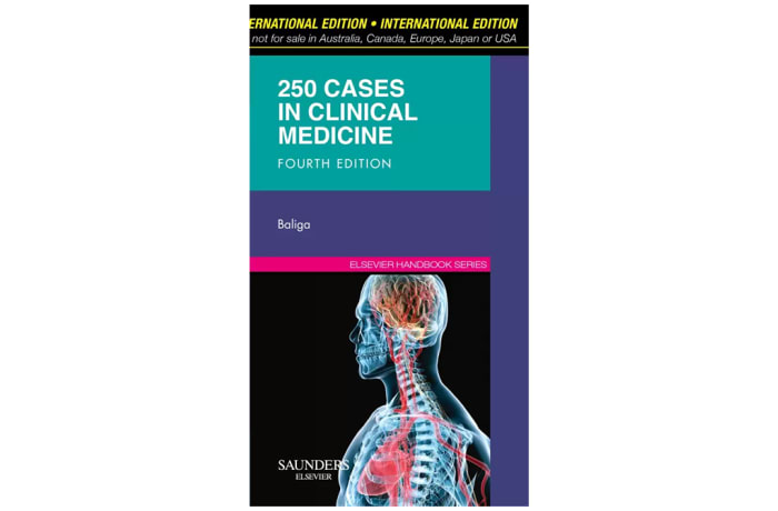 250 Cases In Clinical Medicine- International Edition image
