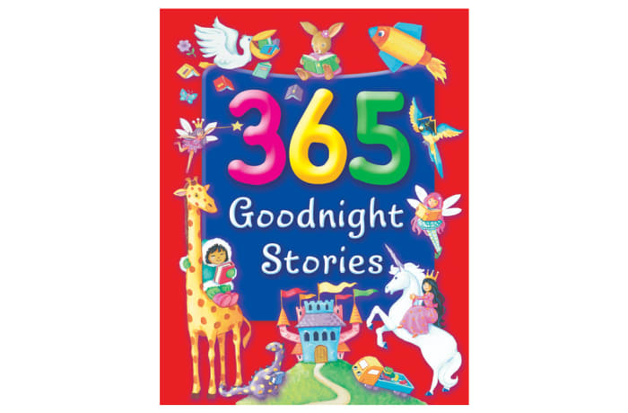 365 Goodnight Stories image