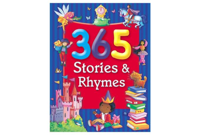 365 Stories & Rhymes image