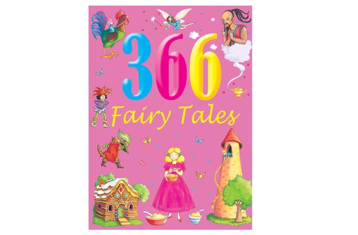 366 Fairy Tales image