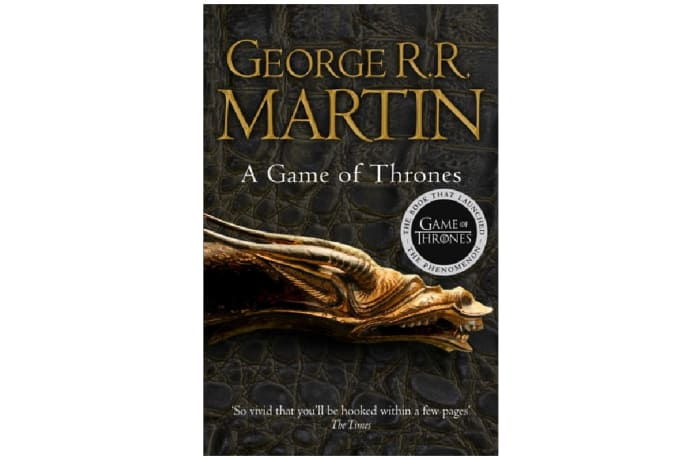 A Game of Thrones- A Song of Ice and Fire  (Book 1) : George R.R. Martin image