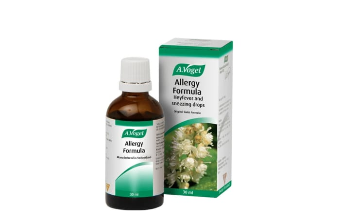 Allergy Formula Hay Fever and Sneezing Drops 30ml image