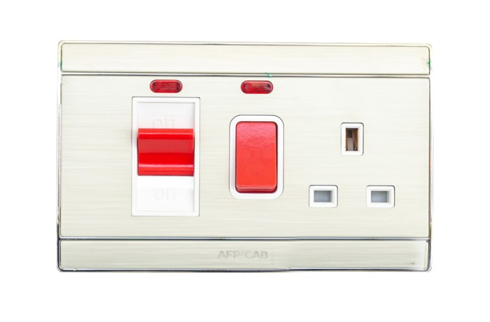 Africab - Stove Switch and G type Socket image