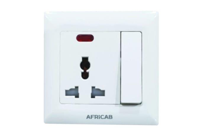 Africab - Universal Socket Outlet image