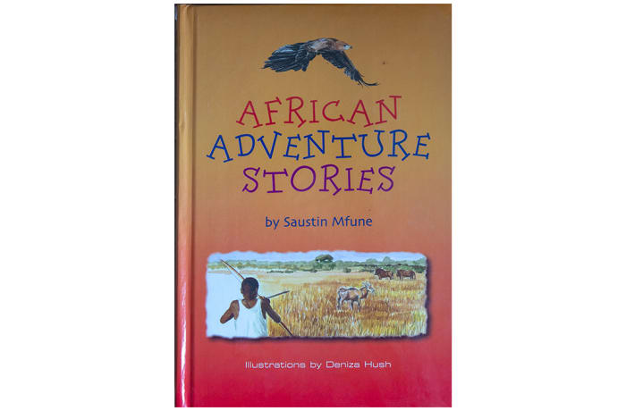 African Adventure Stories image