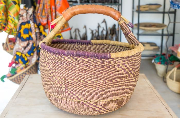 Bolga Market Basket image