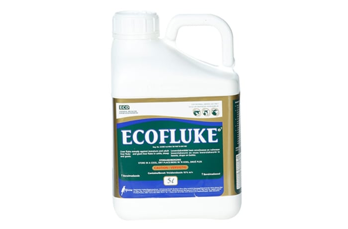 Internal Parasite Remedies - Dose - Ecofluke image