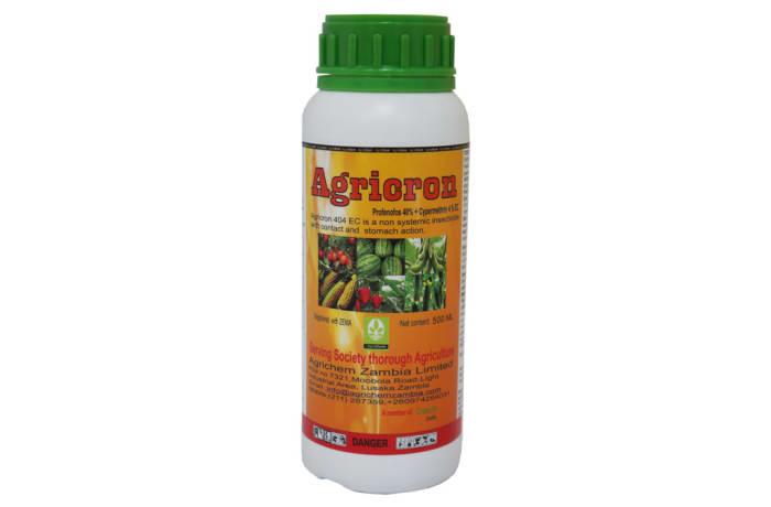 Insect Killer Agricron 404 Ec  - 1 Litre image