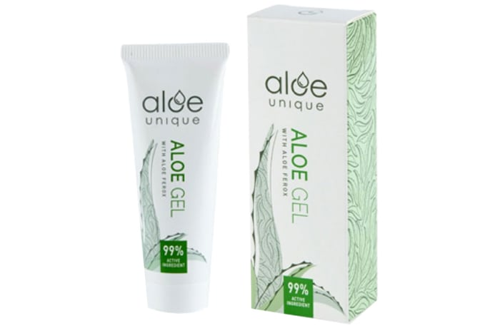 Aloe Gel with Ferox  Nourish, Hydrate and Optimize 200ml image