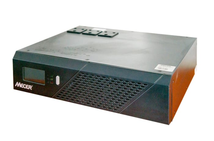Mecer Flat Inverter Uninterruptible Power Supply (Ups) image
