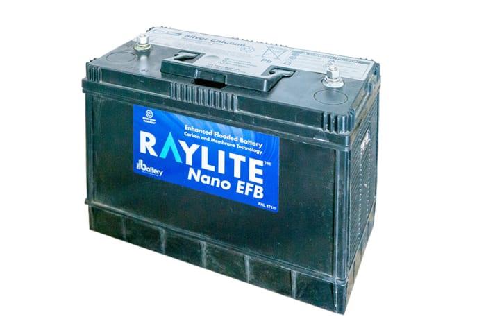 Raylite  Nano Efb Enhanced Flooded Battery image