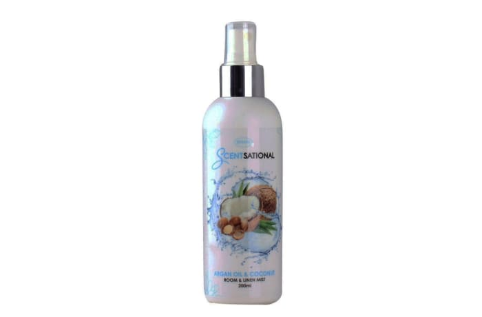 Air Freshener - Argan Oil & Coconut Scentsational Room & Linen Mist image
