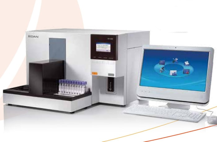 In-Vitro Diagnostics -  DS-500i 5-Part Hematology Analyzer image