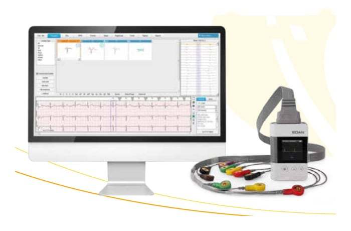Diagnostic ECG -  Holter System image