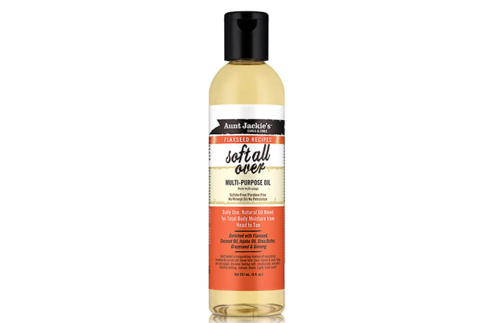 Curls & Coils Flaxseed Recipes  Soft All over Multi-Purpose Oil Hair Treatment  image