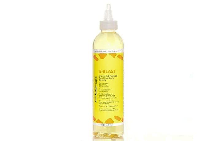 Curls & Coils Kids  E-Blast Vitamin E & Flaxseed Nourishing Scalp Remedy  image