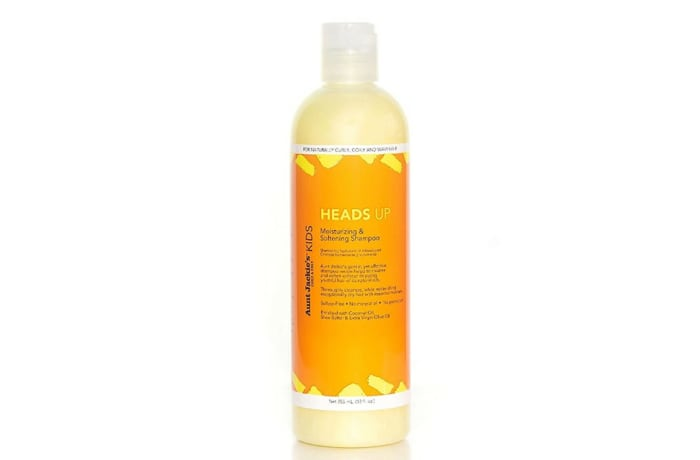 Curls & Coils Kids  Heads up Moisturizing & Softening Shampoo image