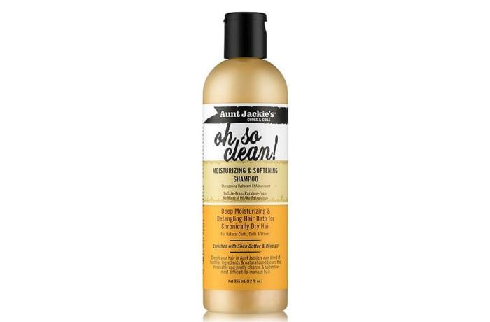 Oh so Clean!  Moisturizing & Softening Shampoo  Curls & Coils  335ml image