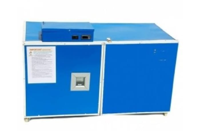 Automatic Turning Incubator  264 Chicken (544 Quail) egg Capacity image