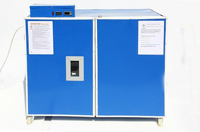 Automatic Turning Incubator  660 Chicken (1,632 Quail) egg Capacity  image