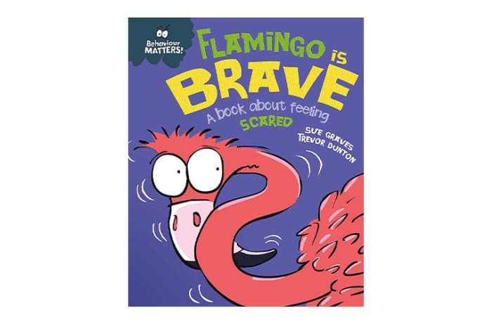 Behaviour Matters: Flamingo Is Brave a Book about Feeling Scared image