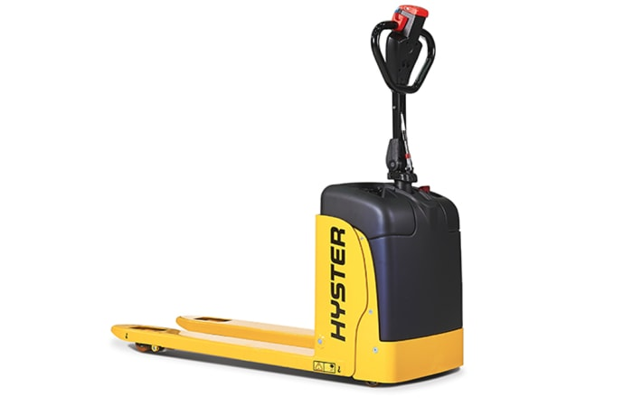 Hyster Super compact pallet truck image