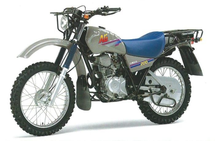 Yamaha AG200 image
