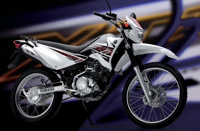 Yamaha XTZ125E  image