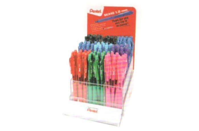 Ballpoint Pens - Ballpoint Retractable - BK44-9D Display image